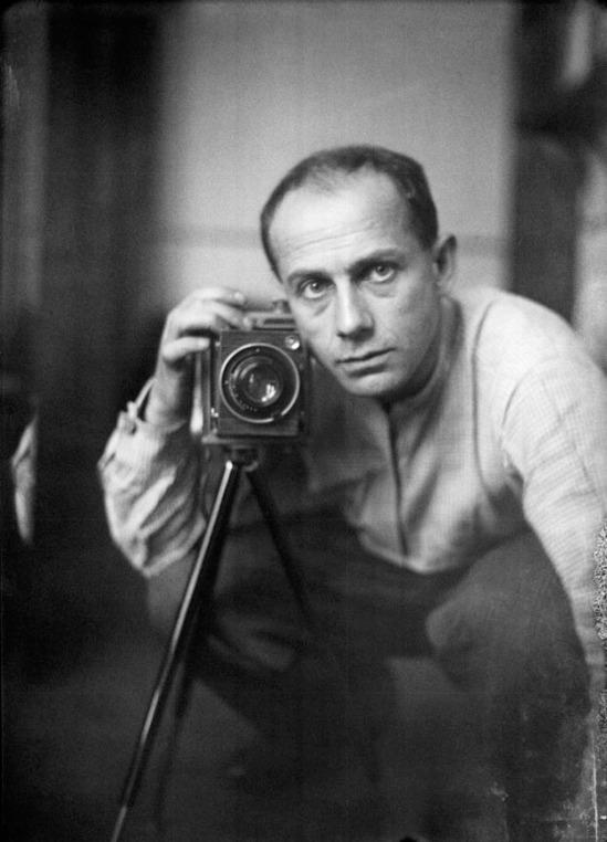 Paul Citroën- Auto portrait, 1932