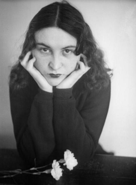 Paul Citroën - La danseuse Estella Reed, 1931