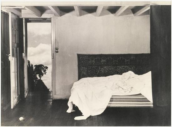 Raoul Ubac-La chambre (L'atelier), 1938