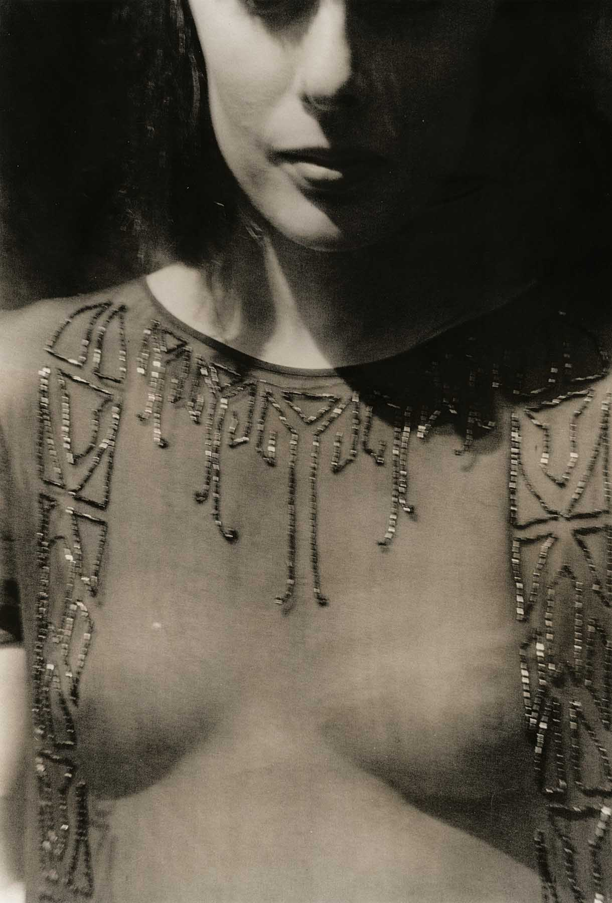 Robert Besanko- Denise, 1977  Gelatin silver print,