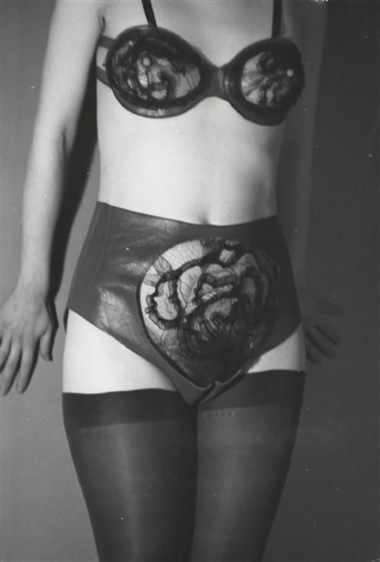 Roger Schall - Etude publicitaire pour de la lingerie Diana Slip& co, 1 - Copie