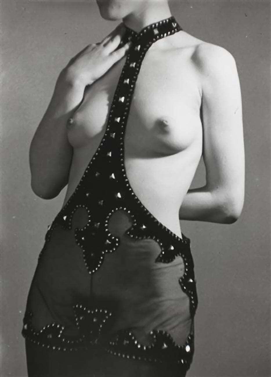 Roger Schall - Etude publicitaire pour de la lingerie Diana Slip& co, 1933 -