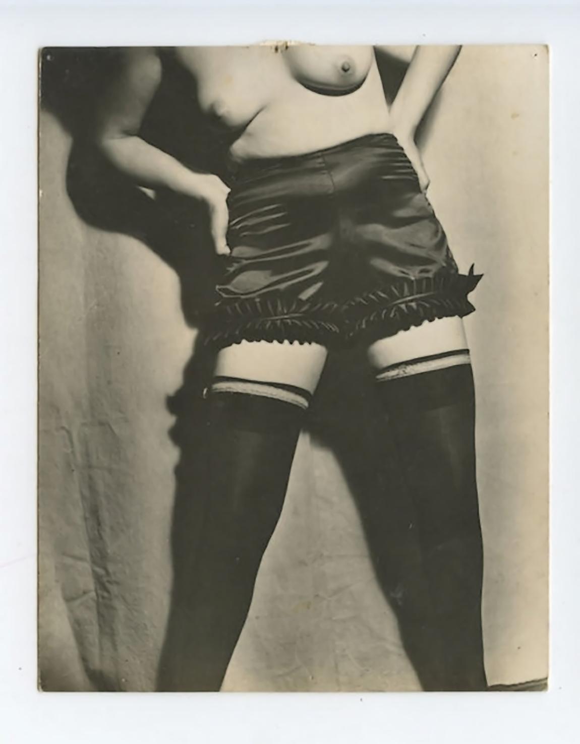 Roger Schall for Diana Slip Co Lingerie , 1933