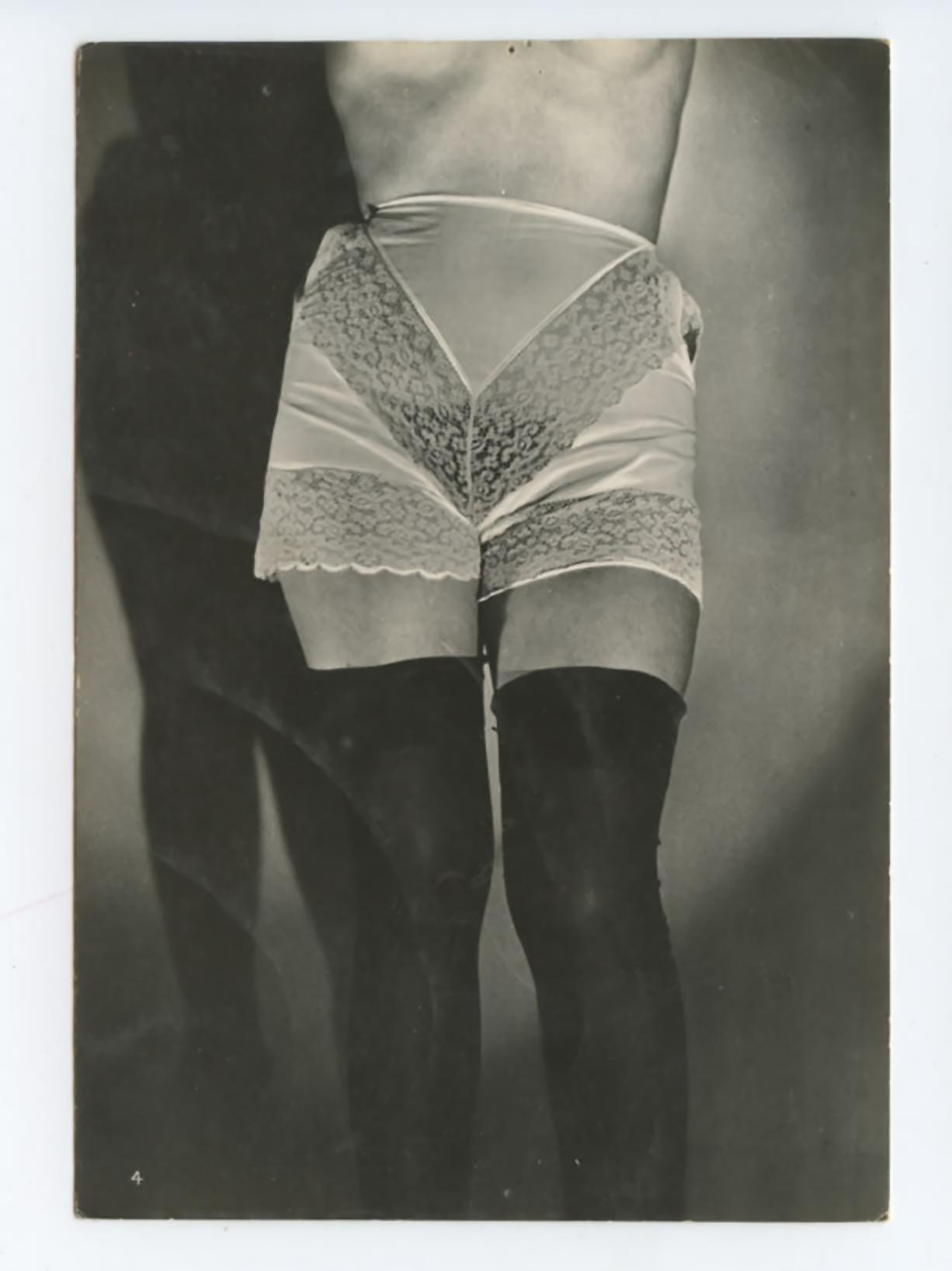 Roger Schall for Diana Slip Co Lingerie , 1932-33