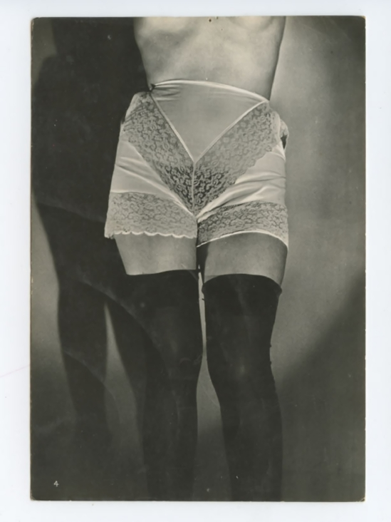 Roger Schall for Diana Slip Co Lingerie , 1932-33