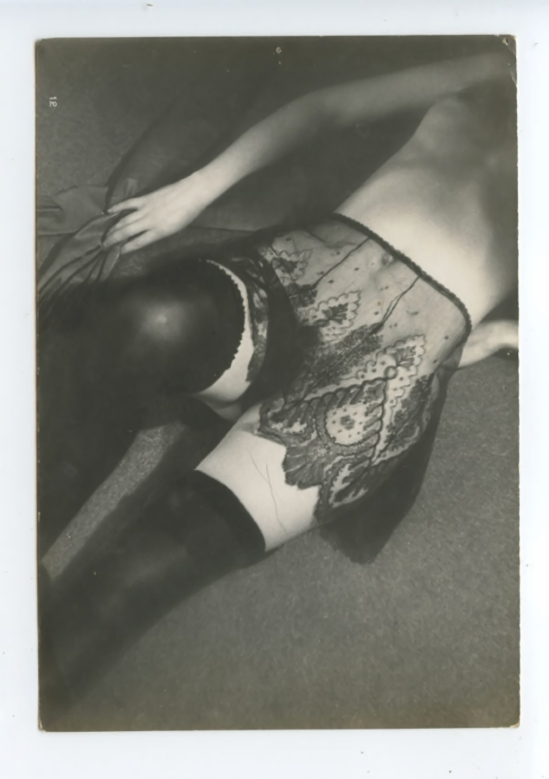 Roger Schall- For diana slip Co Lingerie, 1932