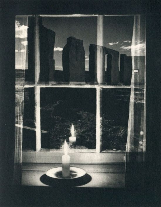 Rolf Tietgens-The Candle ,1946