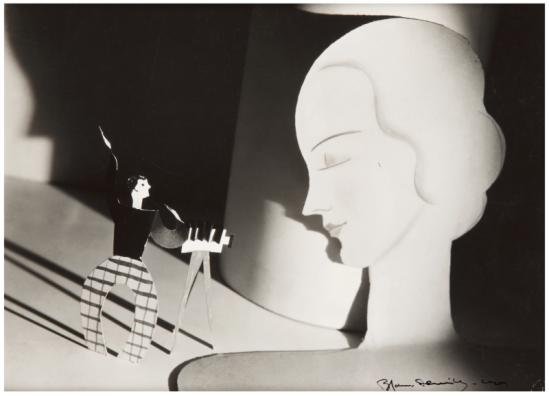 Théodore Blanc (1898-1985) et Antoine Demilly (1892-1964) Demilly vu par lui-même, 1930