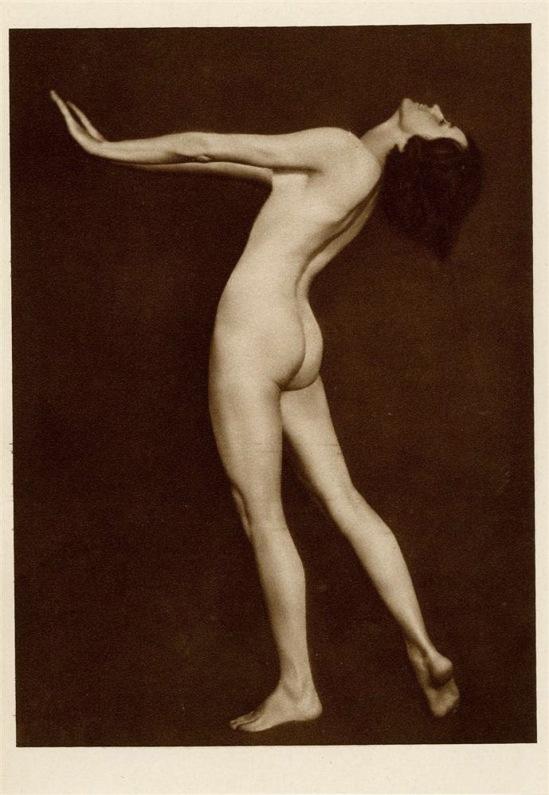 Trude Fleischmann -Trude Fleischmann -American nude woman, , #1 vienna 1925