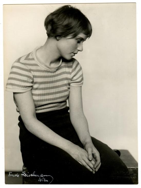 Trude Fleischmann - Dolly Haas, 1935 3