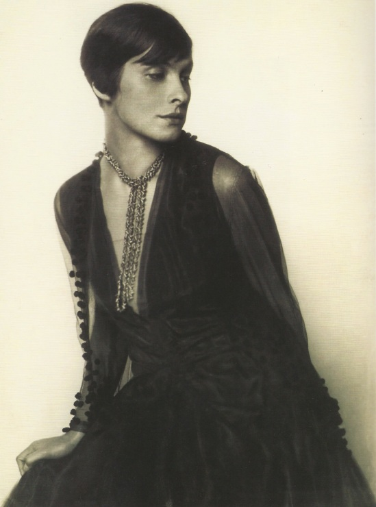 Trude Fleischmann- L'actrice autrichienne Sibylle Binder, vers 1926