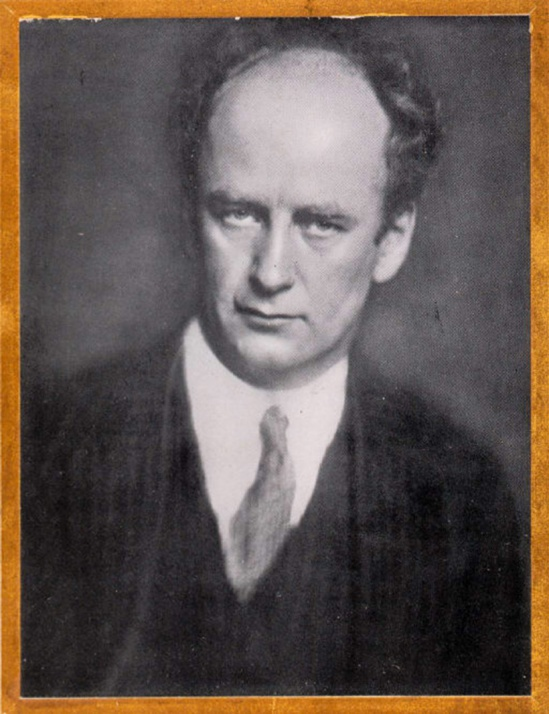 Trude Fleischmann - Mannheim ( le compositeur et chef d'orchestre ), 1927