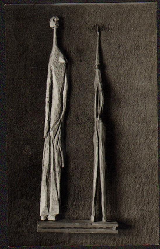 Brassaï -Picasso's Femme Magie, c. 1932