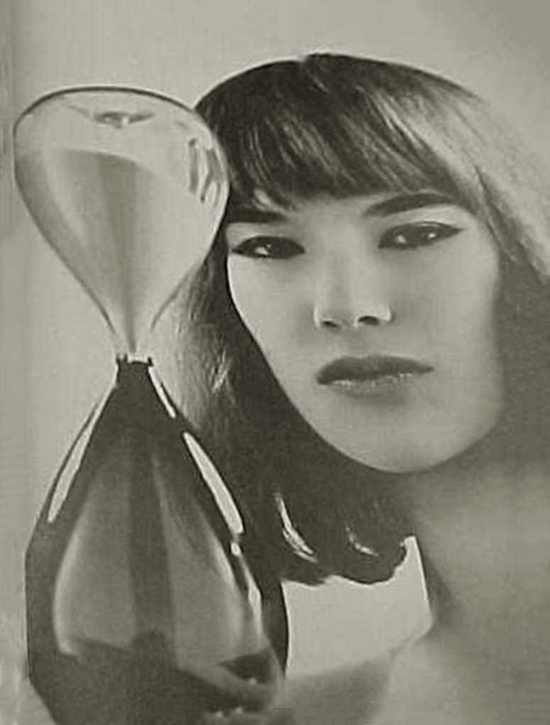 Zoltán Verre de «Comment photographier Beauté, Whitestone 28, 1959