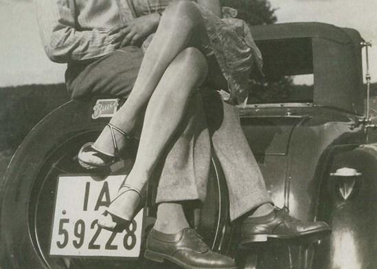 Zoltan verre, Voiture, Berlin 1931
