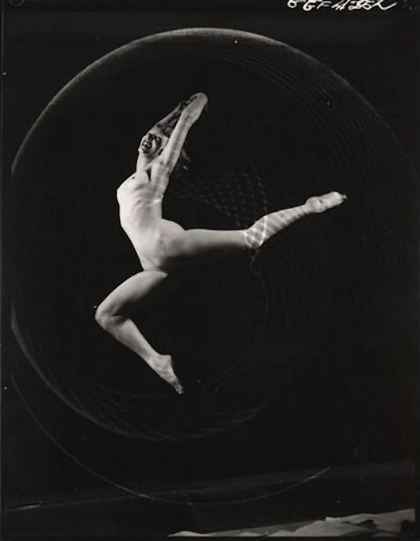 Étude Zoltán Glass-Dance, 1960