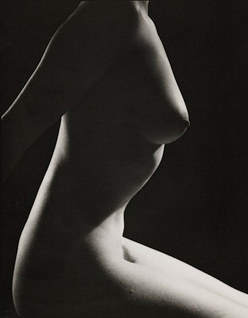 Zoltán Verre Femme nue, 1960.  1