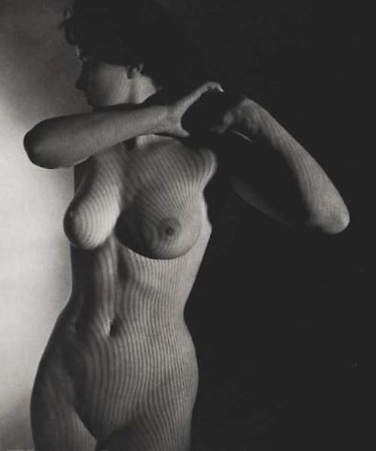 Zoltán Verre Femme étude nue., 1955-1960