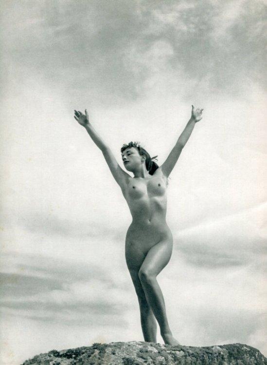Zoltán Verre Modèle Pamela Vert 1950