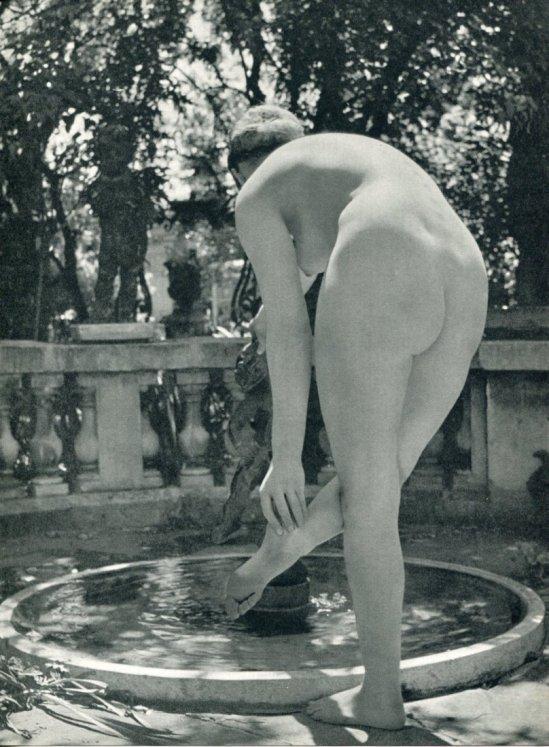 Zoltán Glass-Nu 1950