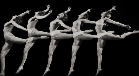 Zoltán-glaces danse Nu 1950