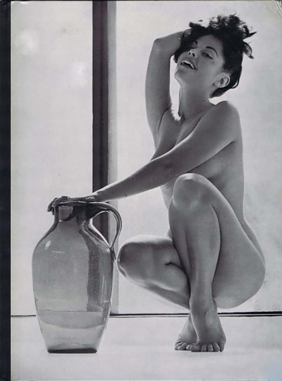 Zoltán Verre nue de Akt 65, 1965, ed ° Fravex