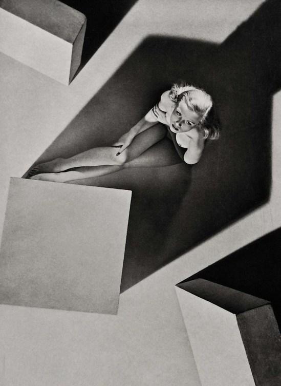 Zoltán Verre étude graphique nue, 1955-1960