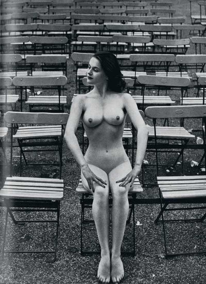 Zoltán Verre Nude Study De nouvelles façons de photographie de nu en 1955