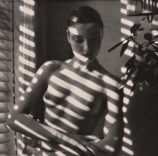 Zoltán Verre étude nue, 1950