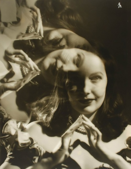 Emery Révész Bíró  Untitled ( Optigram) 1940