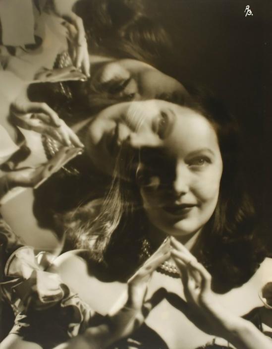 Emery Révész Bíró  Untitled ( Optigram) 1940
