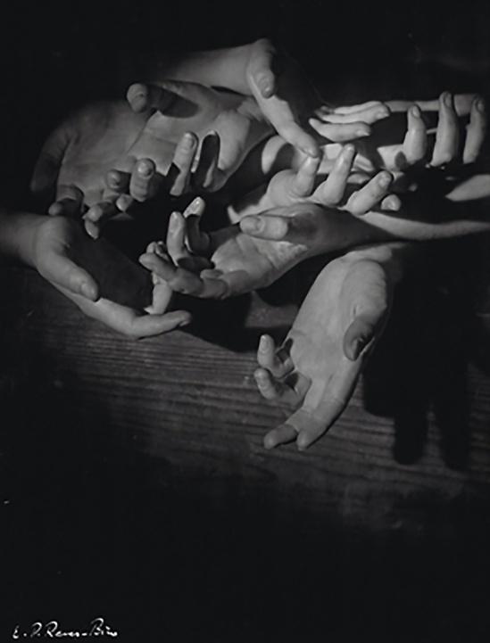 Emery Révész Bíró- Untitled (Hands),1935