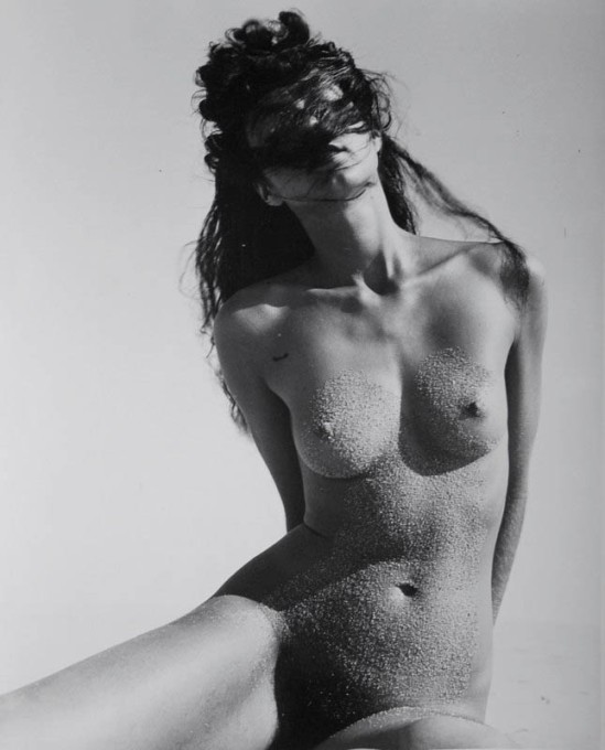 Herbert Matter- mercedes, Nude, 1940