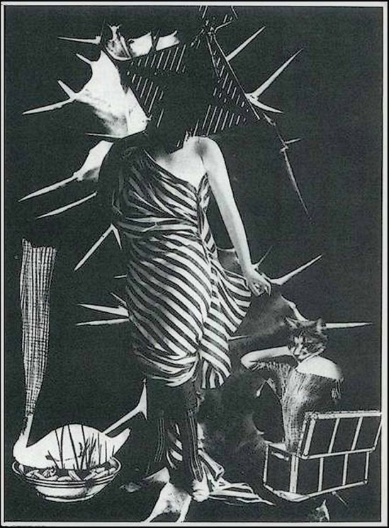Jorge Caceres - collage 5 1940-1942
