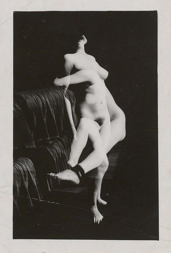 Jorge Caceres -  Corps  photomontage, nd (après 1940). ( source andré Breton)