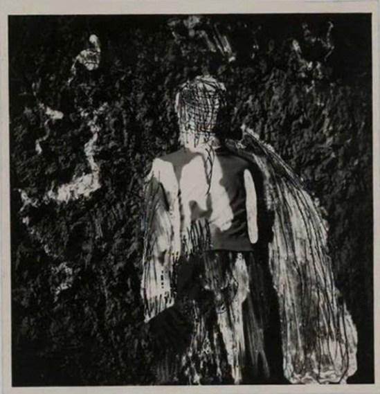Jorge Caceres -El gran transparente 1940-1942