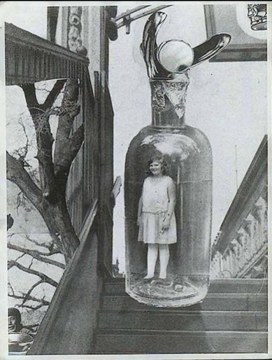 Jorge Caceres -Las necesidades parciales 1940s