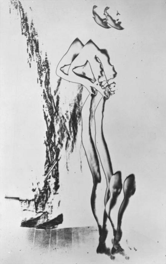 Osamu Shiihara- Title Unknown (Nude) , 1937