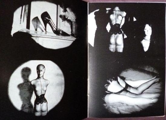Pierre Molinier. Un film de Raymond Borde. Texte de André Breton. (Paris), Le Terrain Vague (1964).