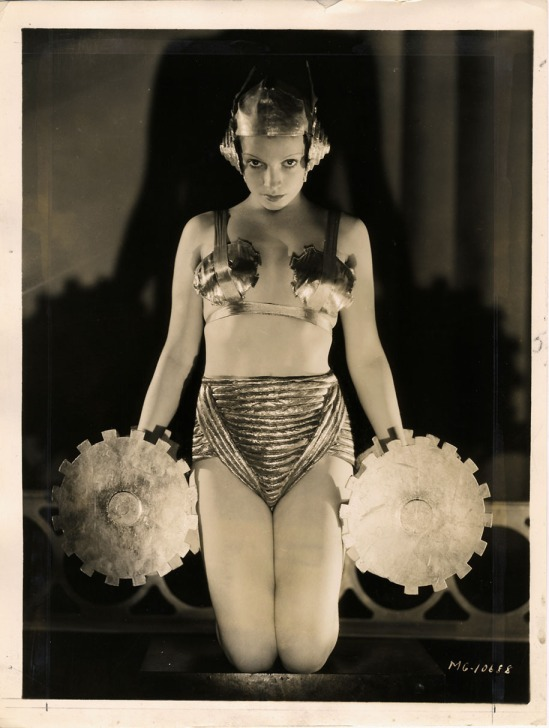Studio MGM -Mary Carlisle in Madame Satan ,1930 Directed by Cecil B DeMille, MGM, 1930