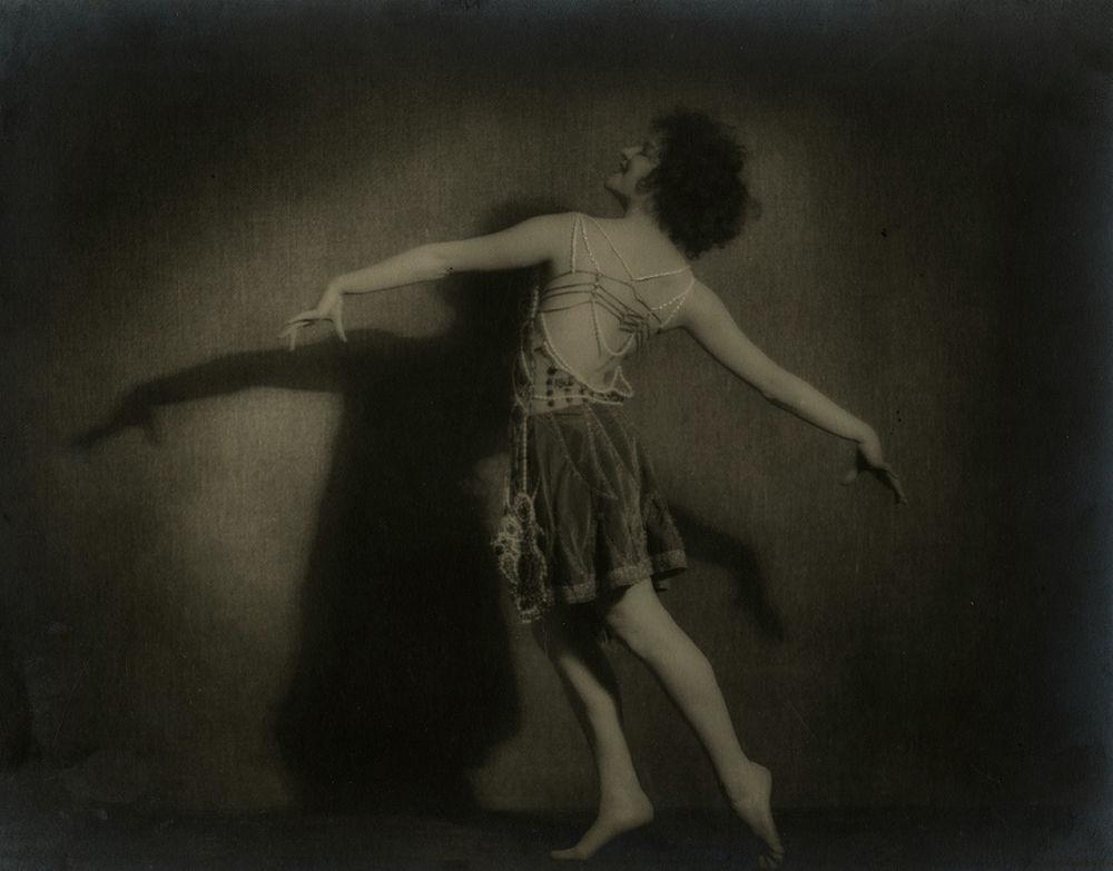 Waldemar Eide 20s Greta Nissen Modern Dance