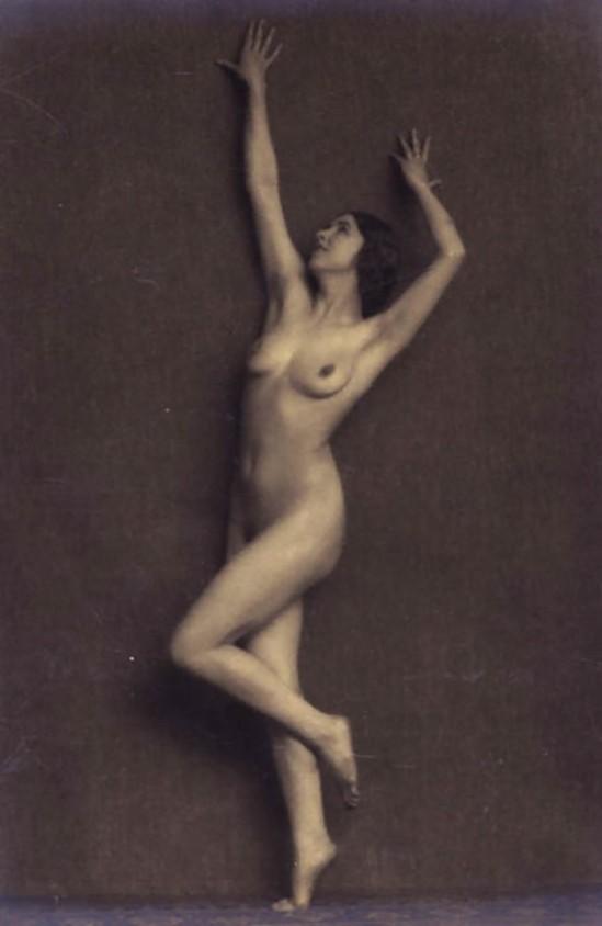 Waldemar Eide - Etude de nu, ca. 1930