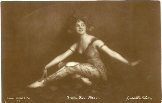 Waldemar Eide Grethe Ruzt-Nissen, nd
