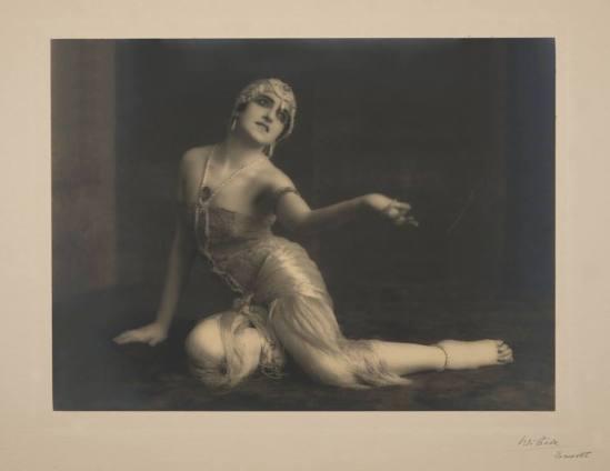 Waldemar Eide - Vera Fokina, 1919
