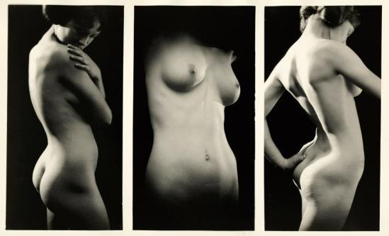 Albert Arthur Allen- Portfolio entitled The Female Figure, Series 1,  1923 Oakland, California.