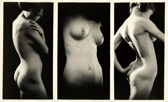 Albert Arthur Allen- Portfolio entitled The Female Figure, Series 1,  1923 Oakland, California.