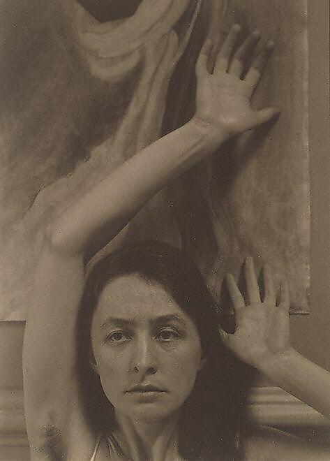 Alfred Stieglitz- Georgia O'Keeffe, 1918