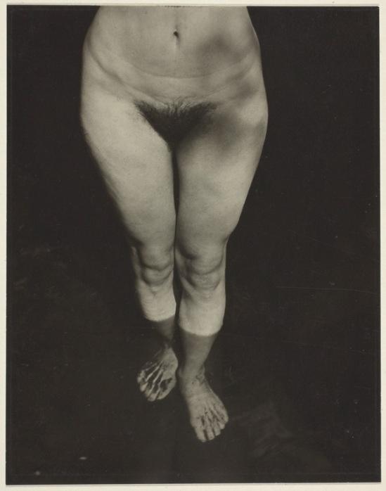 Alfred Stieglitz- Rebecca Salsbury Strand, 1922  Gelatin silver print