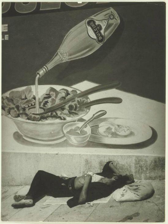 Brassaï - Tramp in Marseilles, 1935–37