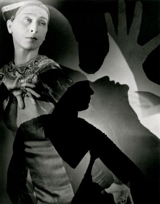 Edmund Kesting - Dancer Dore Hoyer, 1939